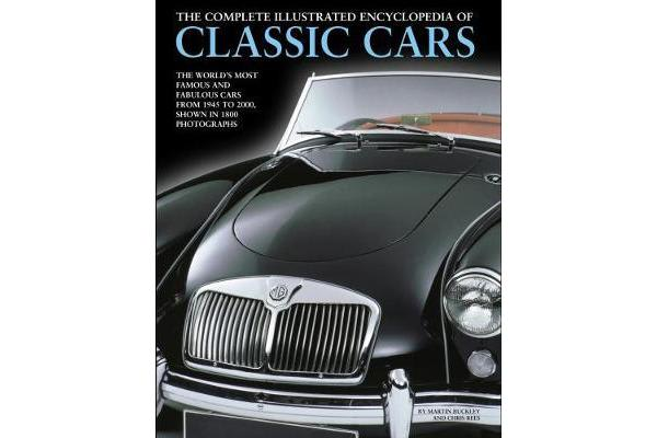 Image of Complete Illustrated Encyclopedia of Classic Cars
