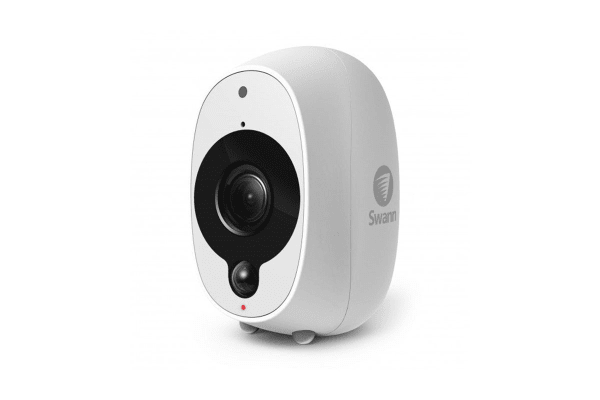 Battery Operated Security Camera >> Swann Smart Security Wireless 1080p Battery Camera With True Detect