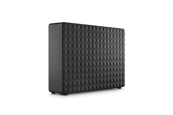 Seagate Expansion Desktop 4TB Black 3.5IN USB 3.0 Black