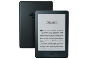 "Kindle eReader Touch 8th Gen., (2016 Model ) 6"" WiFi - Black"