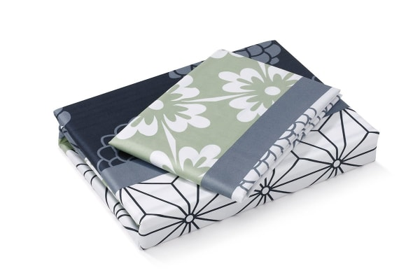 Ovela Bloom Quilt Cover Set (Single)