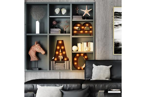 Alphabet LED Letter Lights L