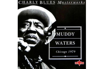 Chicago 1979 by Muddy Waters BRAND NEW SEALED MUSIC ALBUM CD - AU STOCK