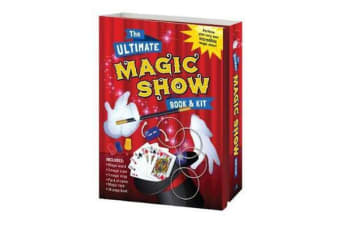 The Ultimate Magic Show Book and Kit