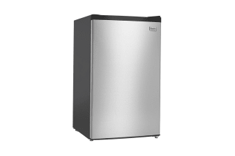 Esatto 92L Upright Freezer - Stainless Steel