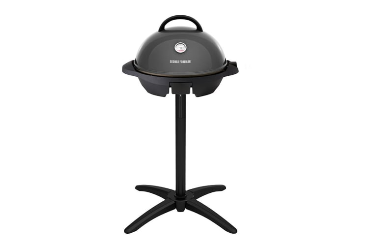 George Foreman Easy to Clean Indoor & Outdoor Electric BBQ (GGR300AU)