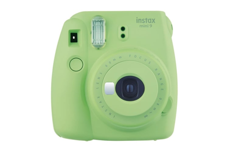 Fujifilm Instax Mini 9 (Lime Green)