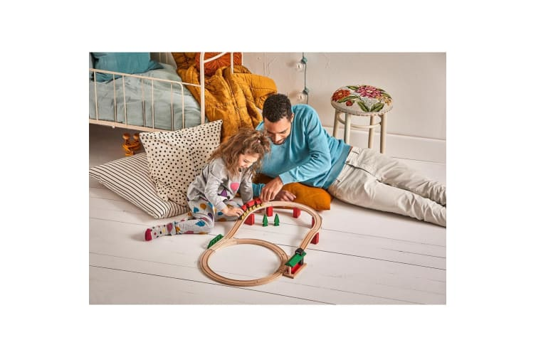Brio Early Learning Classic Little Forest Train Set