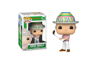 Caddyshack Judge with Hat US Exclusive Pop! Vinyl
