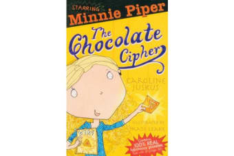 Minnie Piper - The Chocolate Cipher
