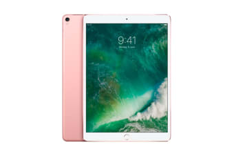"Apple iPad Pro 10.5"" (64GB, Cellular, Rose Gold)"
