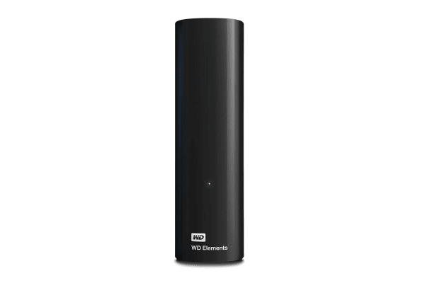 WD Elements 6TB USB 3.0 Desktop Storage (WDBBKG0060HBK-AESN)