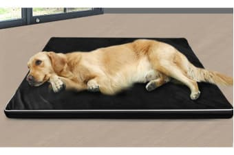Large Memory Foam Orthopedic Pet Bed M