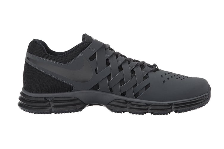 Nike Lunar Fingertrap Men's Training Shoe (Anthracite/Black, Size 9 US)