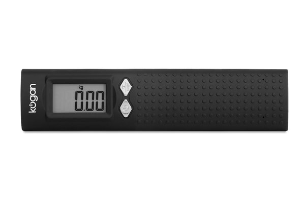 Kogan 3-in-1 Digital Luggage Scale Kit
