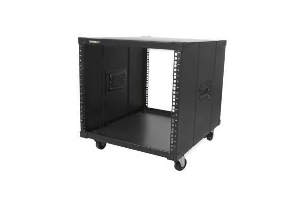 STARTECH Portable Server Rack with Handles - 9U