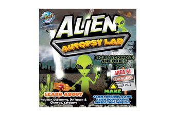 Wild! Science Alien Autopsy Lab