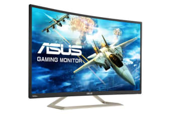 "ASUS VA326H 31.5"" Curved Gaming Monitor"