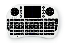 Deluxe Wireless Keyboard with Trackpad