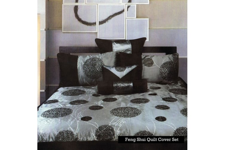 Feng Shui Quilt Cover Set QUEEN by Phase 2