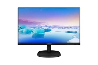 "Philips 21.5"" Full HD 1920x1080 IPS Monitor (223V7QHAB)"