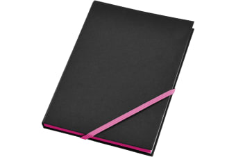 Bullet Travers Notebook (Neon Pink) (21.3 x 14.2 x 1.3 cm)