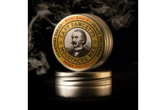 Capt Fawcett's - Ricki Hall Booze & Baccy Moustache Wax 15ml
