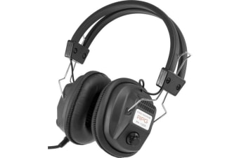 RPG Headphone with Volume Control 1.6m with 6.3mm plug 57 mm Driver Units