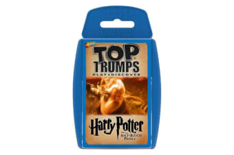 Top Trumps Harry Potter & The Half-Blood Prince Card Game 6y+ Family/Kids Toy
