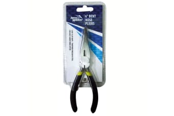 Jarvis Walker 6 Inch / 15cm Bent Nose Fishing Pliers