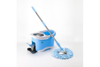 360 Degree Spinning Mop 9L - BLUE