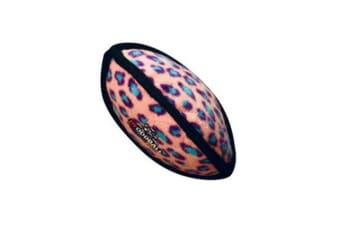 VIP Tuffy Jr Odd Ball Dog Toy (Pink Leopard)