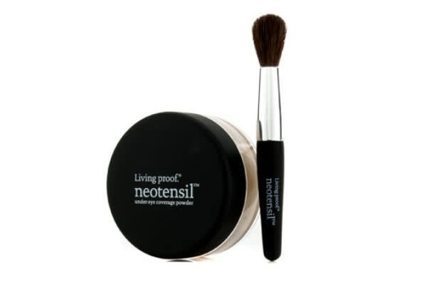 Living Proof Neotensil Under Eye Coverage Powder SPF15 With Brush - Medium (2g/0.07oz)