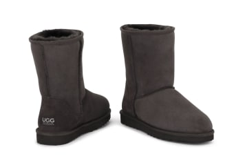 Ugg Outback - 100% Sheepskin Classic 3/4 (Chocolate)