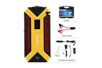Emergency Charging Jump Starter Power Bank - 700AMP 28800mAh