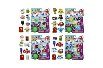 Transformers Botbots 8-pack Swag Stylers