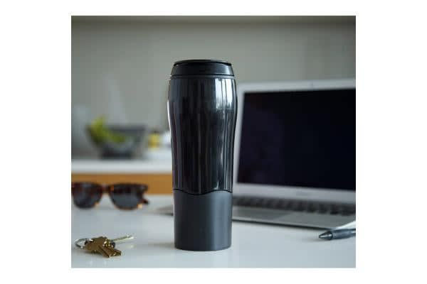 Mighty Mug Go Wavy Black