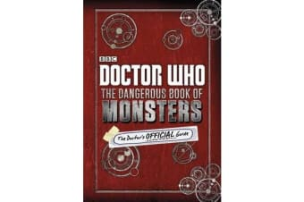 Doctor Who - The Dangerous Book of Monsters