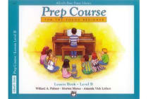 Alfred's Basic Piano Prep Course Lesson Book, Bk B - For the Young Beginner