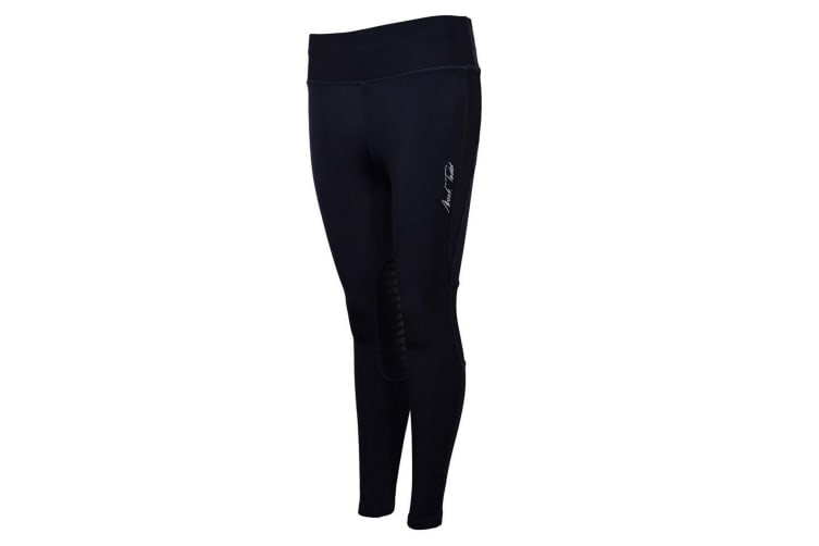 Mark Todd Womens/Ladies Riding Leggings (Navy) (Small)