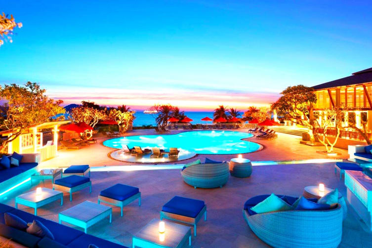PHUKET: 6 Nights at Diamond Cliff Resort & Spa Including Flights for Two (Departing SYD)