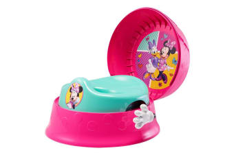Disney Baby Minnie Mouse 3-In-1 Potty System with Sounds