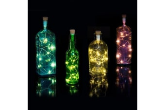 Rechargeable USB Bottle String LED Lights