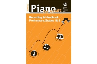 Piano for Leisure - Series 2: Recording and Handbook Preliminary to Grade 2