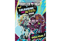 Monster High - Colouring and Activity Book