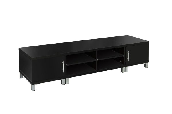 Lowline TV Entertainment Unit (Black)