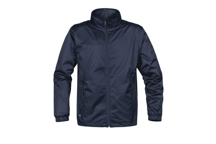 Stormtech Mens Axis Lightweight Shell Jacket (Waterproof And Breathable) (Navy/Navy) (M)