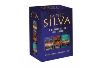 Daniel Silva Box Set [3 Book Set]