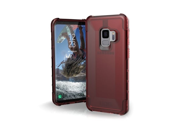 UAG Plyo Case for Galaxy S9 (Crimson)