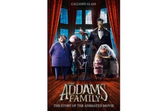 The Addams Family: The Story of the Movie - Movie Tie-in